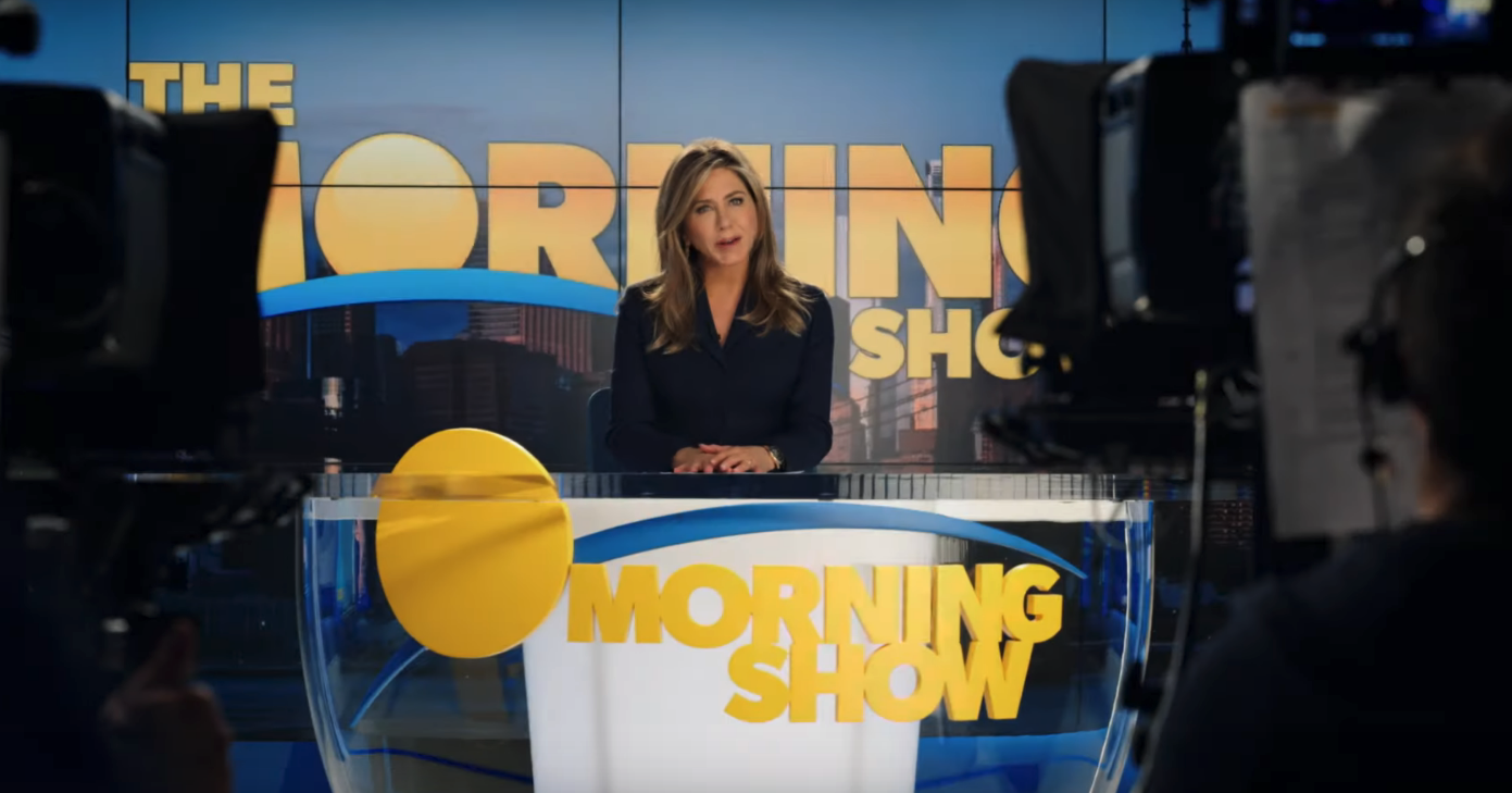 Is 'The Morning Show' the Nuanced #MeToo Conversation We Need, or is it #TooSoon?