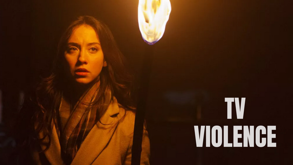 Is Gory TV Exposing Male Violence, or Normalizing It?
