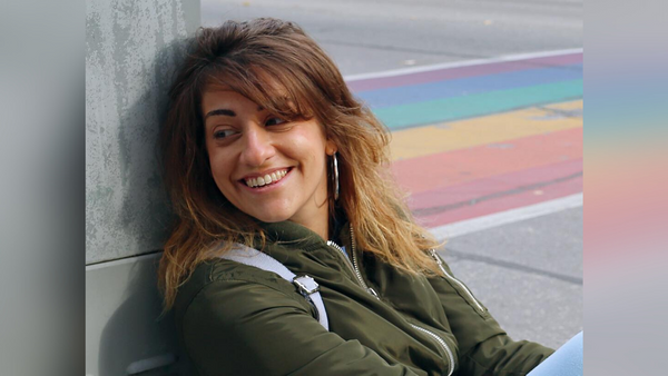 Lesbian Youtuber Arielle Scarcella On Why She's Leaving the Left