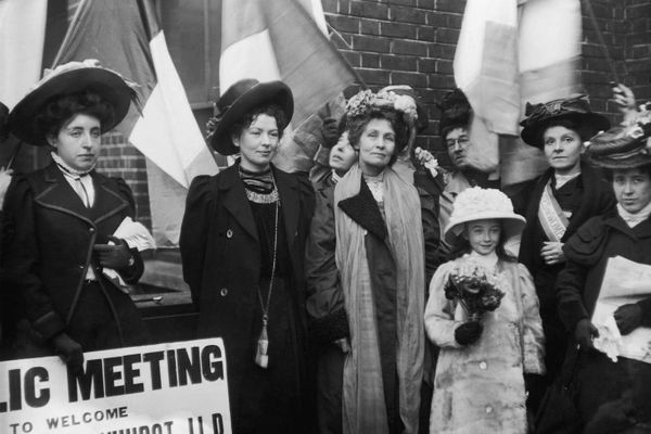 The Striking Similarities Between the Treatment of Modern Gender Critical Feminists and British Suffragettes
