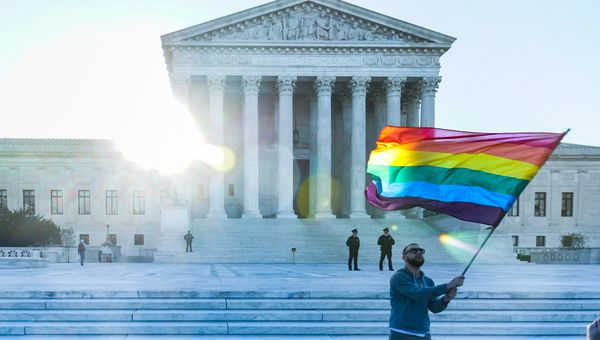 SCOTUS Rules LGBT Workplace Discrimination Illegal