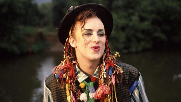 Hey Boy George, We Want Your Goth Back